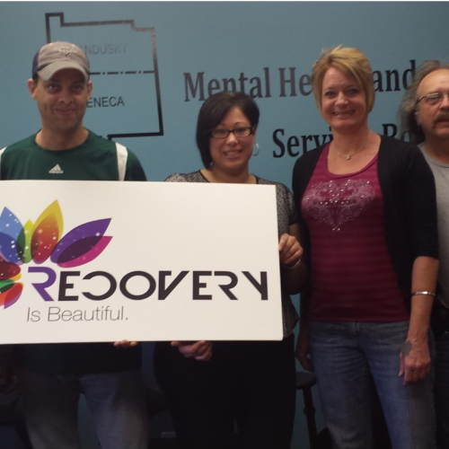 SSW peer recovery group